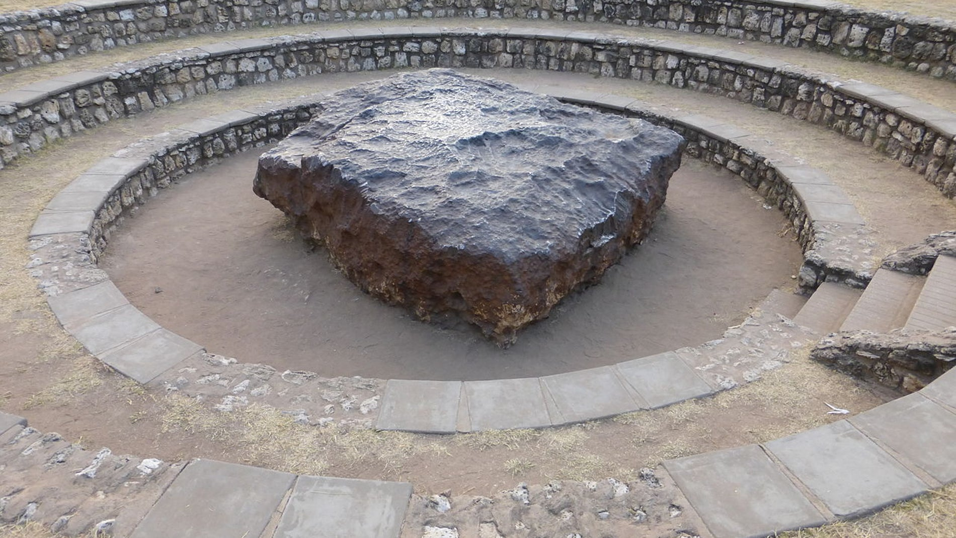 Meteorito Hoba (Wikipedia)