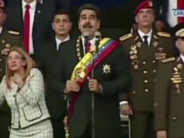 Supuesto atentado contra Nicolás Maduro