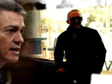 """El hombre que planeaba atentar contra Pedro Sánchez: """"Lo hice fue para quedar de patriota delante de una chica (la representante de VOX)"""""""