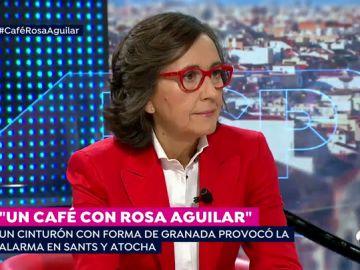 """Rosa Aguilar, sobre el impuesto a las hipotecas: """"La crisis la pagamos los ciudadanos y ya es hora de que paguen los bancos"""""""