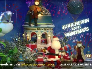 París luce su lado más navideño