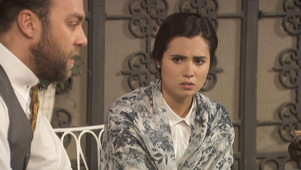 """Fernando, a María: """"Mi único objetivo es que tú seas feliz"""""""