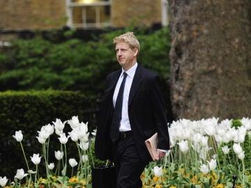 El secretario de Estado de Transporte del Reino Unido, Jo Johnson