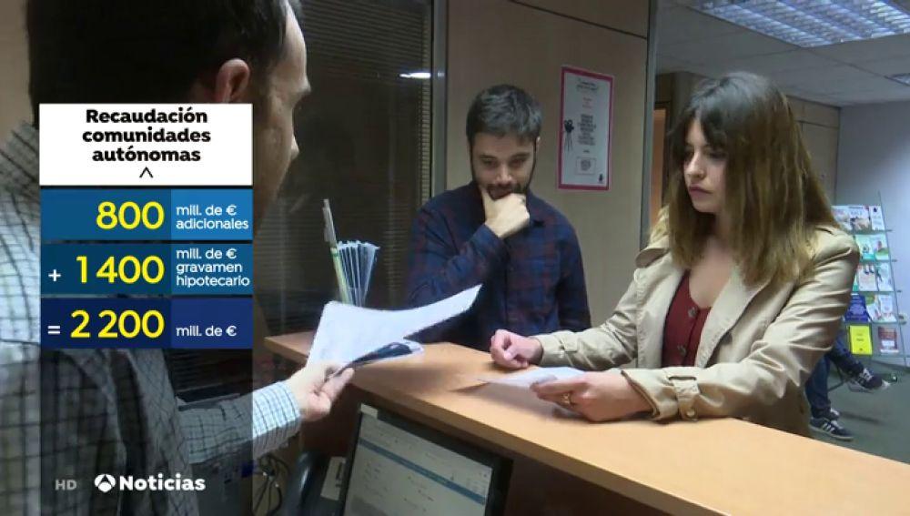 Con el nuevo decreto del Gobierno, las comunidades autónomas podrán recaudar 800 millones de euros más