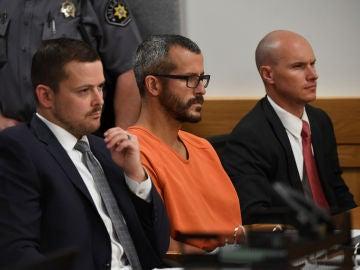 Christopher Watts, asesino de su mujer embarazada y sus dos hijas