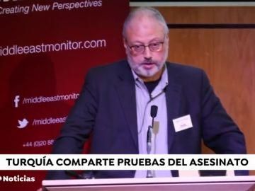 periodista Khashoggi