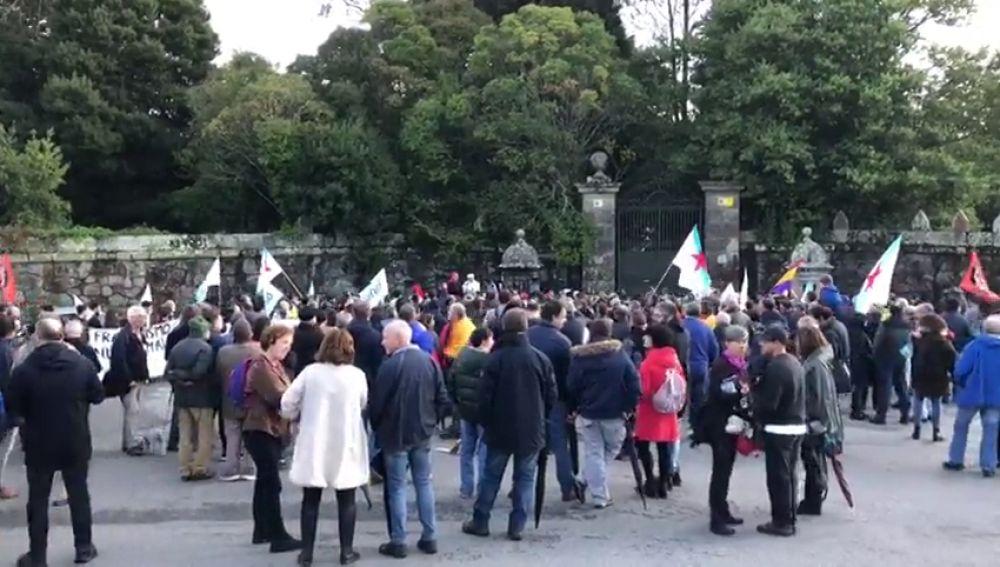 Organizan una nueva marcha para pedir la devolución del Pazo de Meirás a la Xunta de Galicia