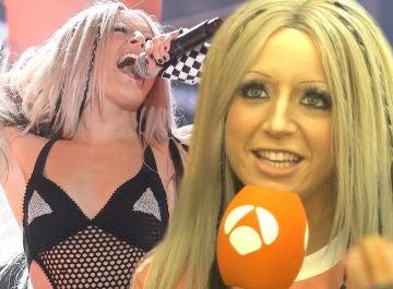 Mimi confiesa el especial significado de su actuación como Christina Aguilera