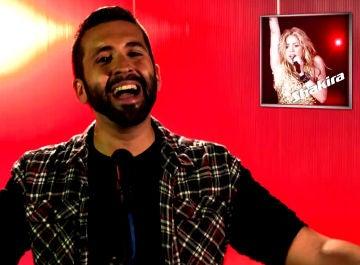 Keunam se mete en la piel de Shakira, Bunbury y Fito para versionar el éxito de Melendi 'Déjala que baile'