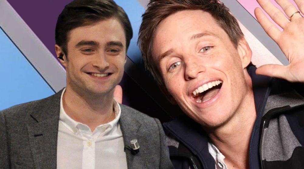 Daniel Radcliffe hizo 'magia' caminando sobre el agua en 'El Hormiguero 3.0', ¿con qué sorprenderá Eddie Redmayne?