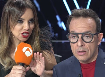 ¡Nueva 'matrimoniada'!: La 'complicada' entrevista de Chenoa a Àngel Llàcer