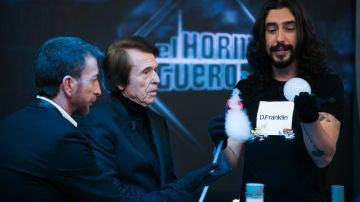 VÍDEO: Marron crea las pompas rebotadoras en 'El Hormiguero 3.0'