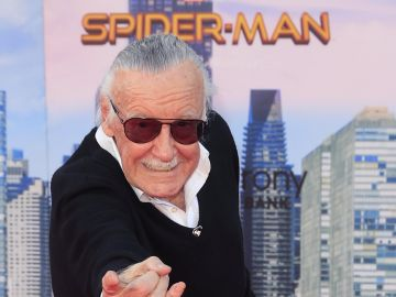El creador del Universo Marvel, Stan Lee