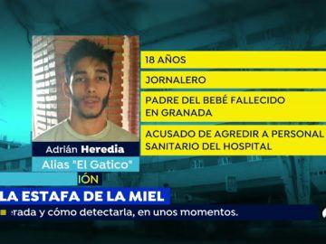Habla el hombre acusado de agredir al personal sanitario del Hospital de Granada.