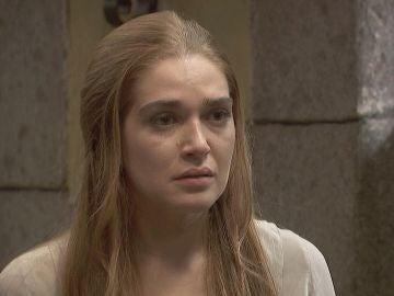 Julieta, humillada y en ridículo ante Saúl