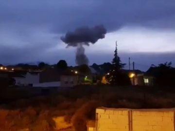 REEMPL: Al menos dos muertos en una explosión en una fábrica de pirotecnia en la localidad granadina de Guadix
