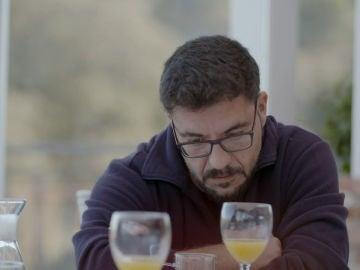"""David confiesa lo terrible de su luna de miel: """"Vinieron dos amigos de Nieves con nosotros"""""""