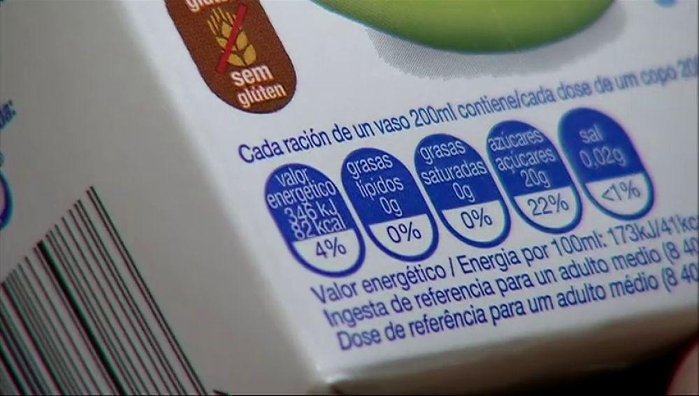 Sanidad implantará un nuevo etiquetado de alimentos con colores en función de su calidad nutricional