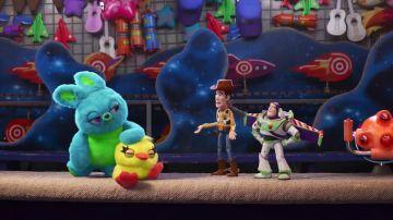 El nuevo tráiler de 'Toy Story 4'