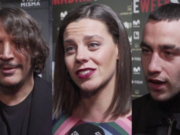 Los actores de 'Life Itself' en Madrid Premiere Week