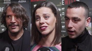 Los actores de 'Life Itself' en Madrid Premiere Week