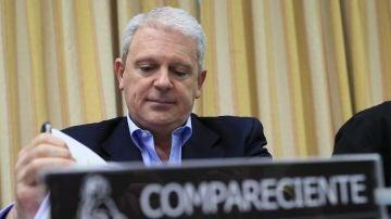 Pablo Crespo en el Congreso