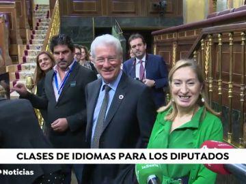 El Congreso de los Diputados licita por primera vez clases de idiomas para los diputados