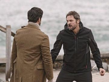 """VÍDEO: Joseba y Jon se enzarzan en una pelea: """"Vas a conseguir que me detengan por asesinato, pero del tuyo"""""""