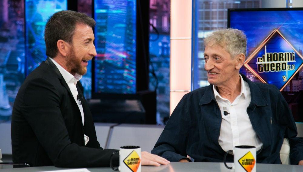 VÍDEO: Enrique San Francisco confiesa en 'El Hormiguero 3.0' que se estudió el papel de otro el primer día de rodaje con Jean Reno
