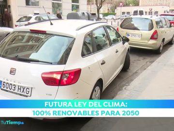 La nueva Ley del Clima prohibirá la venta de coches de gasolina y gasoil en el año 2040