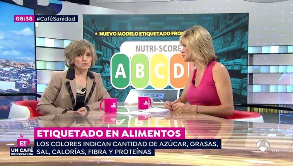 María Luisa Carcedo en Espejo Público