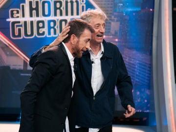 VÍDEO: Revive la entrevista completa de Enrique San Francisco en 'El Hormiguero 3.0'