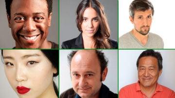 Ramón Merlo, Javier Antón, Jimmy Castro, Kao Chenmin, Rocío Peláez o Songa Park se incorporan a la quinta temporada de 'Allí Abajo'