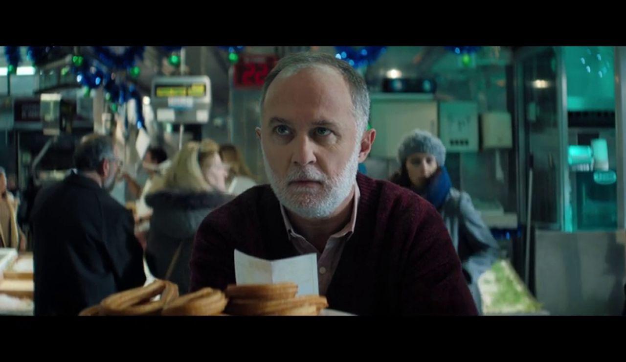 REEMPLAZO | El nuevo anuncio de la Lotería de Navidad cuenta la historia de un hombre que todos los años gana el Gordo