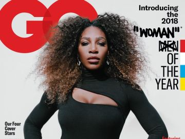 Portada de GQ con Serena Williams