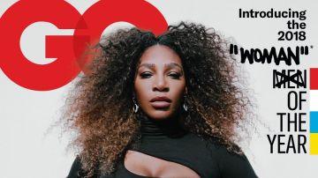 Portada de GQ con Serena Williams