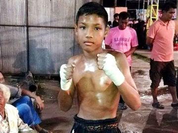Anucha Thasako, el joven tailandés que falleció en un combate de boxeo