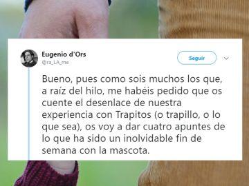 Hilo de Eugenio d'Ors