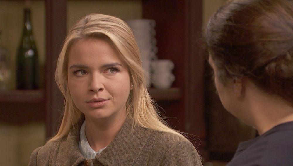 "Consuelo, a Antolina: ""¿Te estás vengando de Elsa?"""