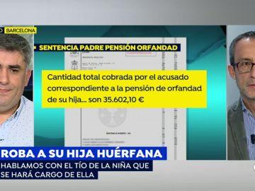 Condenado a 3 años de prisión por robar la pensión de orfandad a su hija sin haberse encargado de su cuidado y educación durante toda su vida