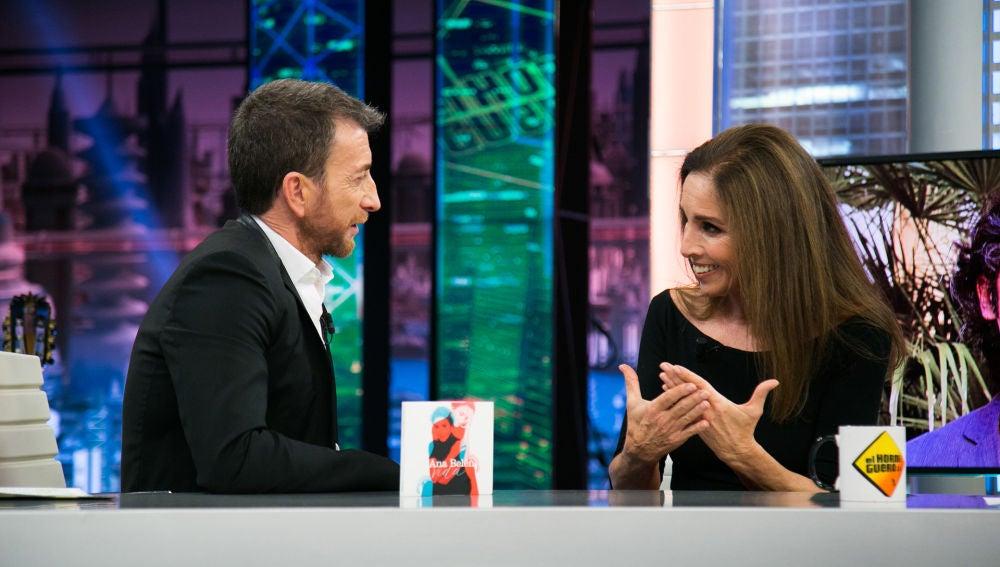 """Ana Belén, en 'El Hormiguero 3.0': """"Es muy necesario saber pedir perdón"""""""