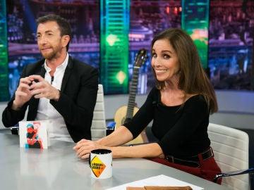 Ana Belén desmiente las palabras de Víctor Manuel en 'El Hormiguero 3.0'