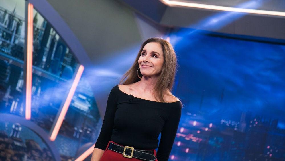 Revive la entrevista completa de Ana Belén en 'El Hormiguero 3.0'