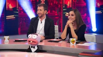 Trancas y Barrancas retan a Ana Belén con 'La Voz al revés' en 'El Hormiguero 3.0'