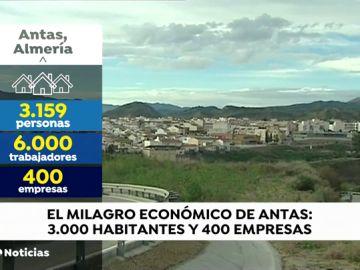 El milagro económico de Antas
