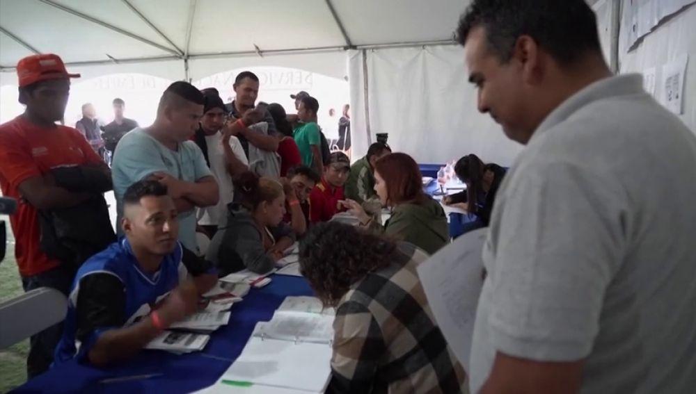 Un juez bloquea la medida de Trump para limitar las solicitudes de asilo