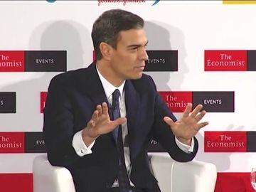 """Sánchez dice que España votará """"no"""" al acuerdo del Brexit si no hay cambios sobre Gibraltar"""