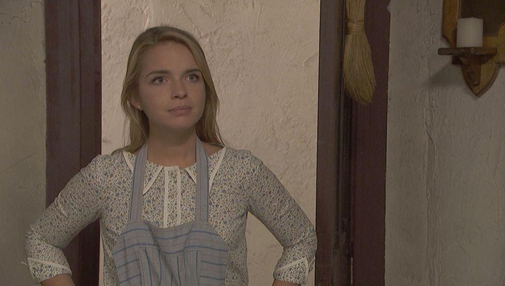 """Antolina sorprende a Elsa e Isaac: """"¿Qué está pasando aquí?"""""""