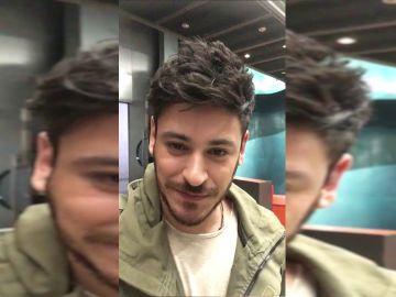 El truco infalible de Cepeda para Manu Sánchez para su imitación en 'Tu cara me suena'