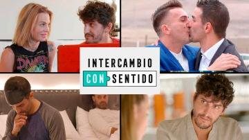 Los momentazos del sexto programa de 'Intercambio consentido'